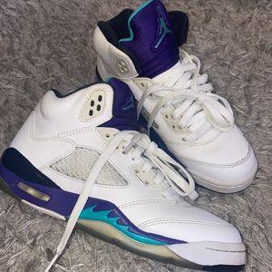 Grape Jordan's